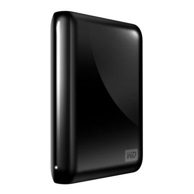"""Внешний жесткий диск Western Digital My Passport Essential se 2.5"""" USB3.0 1000GB Black WDBGYS0010BBK-EEUE"""