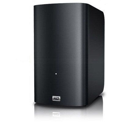 "Внешний жесткий диск Western Digital My Book Live Duo 6TB 3.5"" Ethernet WDBVHT0060JCH-EESN"