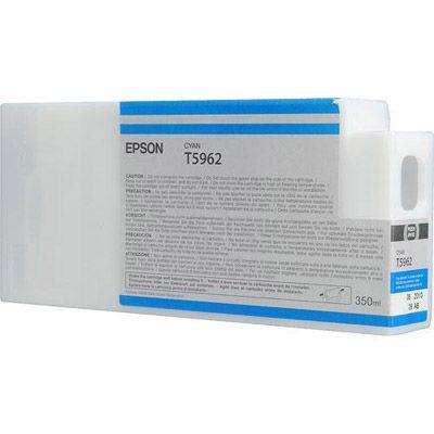 Картридж Epson Cyan/Голубой (C13T596200)