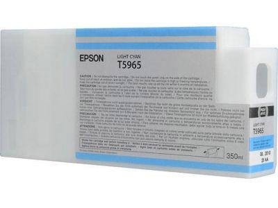 Картридж Epson Cyan/Голубой (C13T596500)