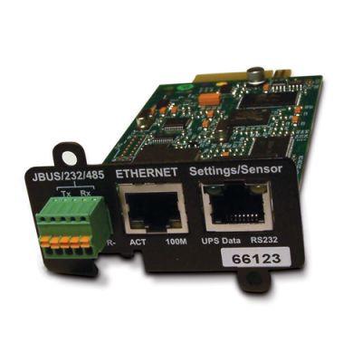 Аксессуар APC mge Network Management Card with ModBus/Jbus 66123