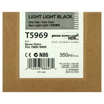 Картридж Epson Black/Черный (C13T596900)