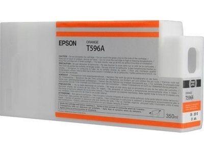 Картридж Epson Orange/Оранжевый (C13T596A00)