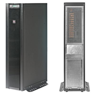 ИБП APC Smart-UPS vt 10KVA/ 8kW 400V w/2 Batt Mod Exp to 2 SUVTP10KH2B2S