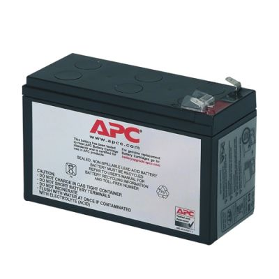 Аккумулятор APC Battery replacement kit for BK650EI, BE700G-RS, BE700-RS RBC17