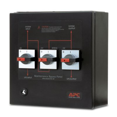 ��������� APC Smart-UPS vt Maintenance Bypass Panel 10-20kVA 400V Wallmount SBPSU10K20HC1M1-WP