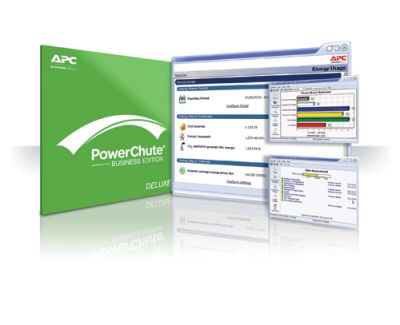 Программное обеспечение APC PowerChute Business Edition Deluxe 25 Node v9.0 SSPCBE25