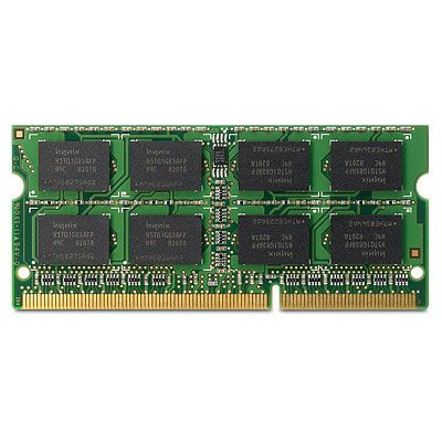 Оперативная память HP 4GB (1x4GB) 1Rx4 PC3-12800R-11 647895-B21