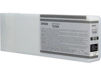 Картридж Epson Мatte Black/Черный (C13T636800)