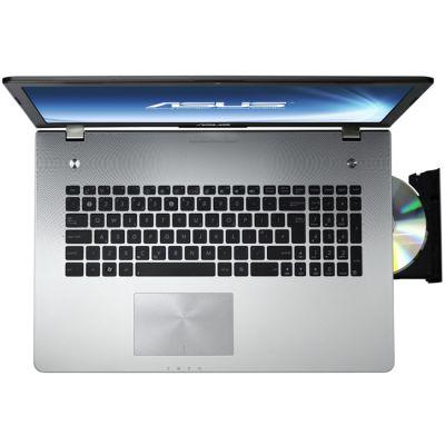 Ноутбук ASUS N76VZ 90NAJC552W2384VD13AY