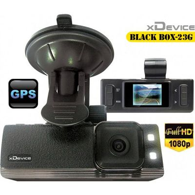 ���������������� xDevice BlackBox-23G Black