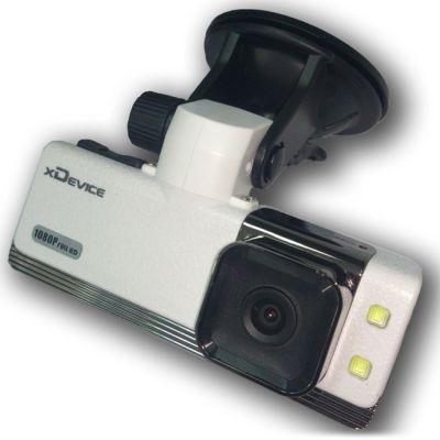 Видеорегистратор xDevice BlackBox-23G White