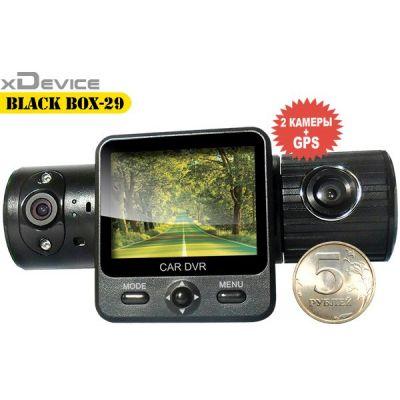 Видеорегистратор xDevice BlackBox-29