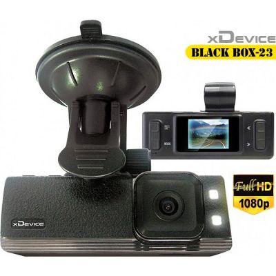 Видеорегистратор xDevice BlackBox-23