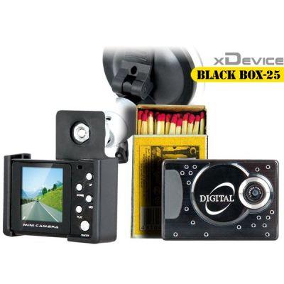 Видеорегистратор xDevice BlackBox-25