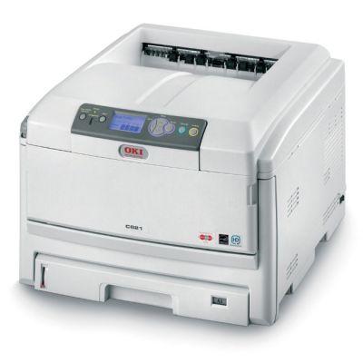 Принтер OKI C821DN Дуплекс 01289101