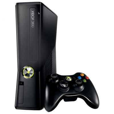 Игровая приставка Microsoft Xbox 360 4Gb (RKB-00011)
