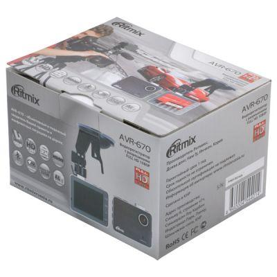 ���������������� Ritmix AVR-670