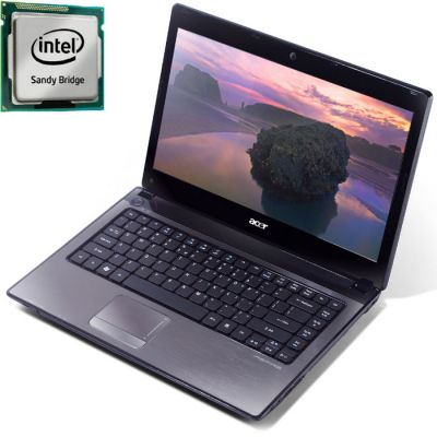 Ноутбук Acer TravelMate 4750G-52454G50Mnss NX.V6SER.002
