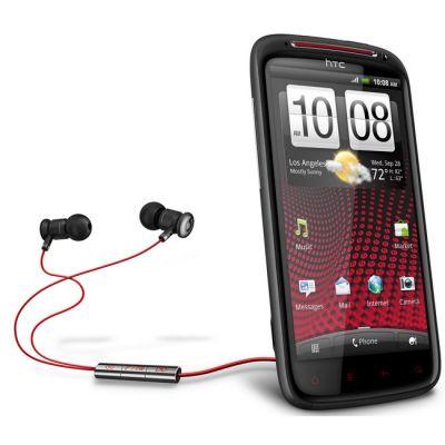 Смартфон, HTC Sensation xe Beats Audio