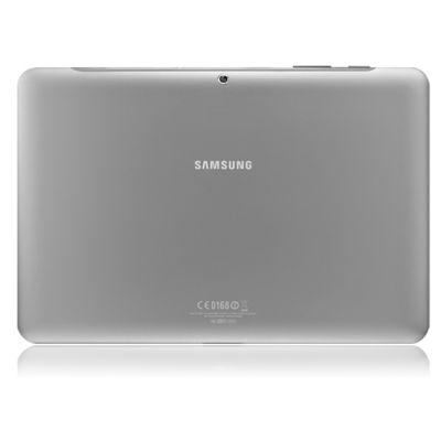 Планшет Samsung Galaxy Tab 2 10.1 P5100 16Gb Titanium Silver GT-P5100TSASER