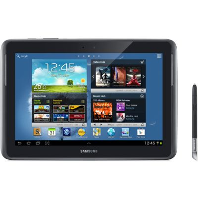 Планшет Samsung Galaxy Note 10.1 N8000 16Gb 3G (Deep Gray) GT-N8000EAASER