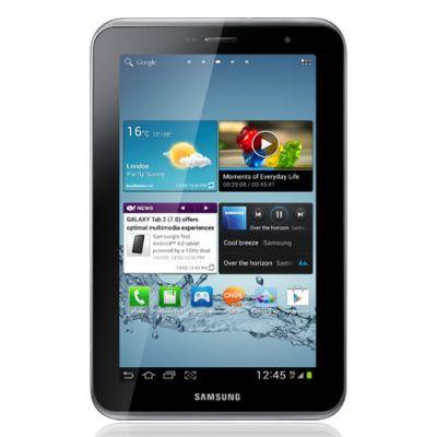 Планшет Samsung Galaxy Tab 2 7.0 P3110 8Gb (матовый графитовый) GT-P3110TSASER