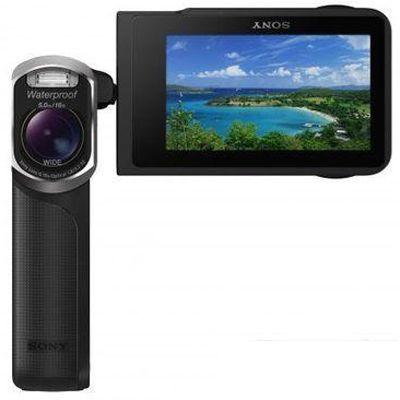 Экшн камера Sony GW77E водонепроницаемая Full HD с флэш-памятью HDR-GW77E/B