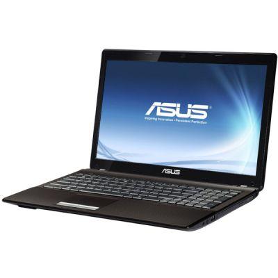 Ноутбук ASUS K53Z-SX109R 90N72A118W1324RD13AC