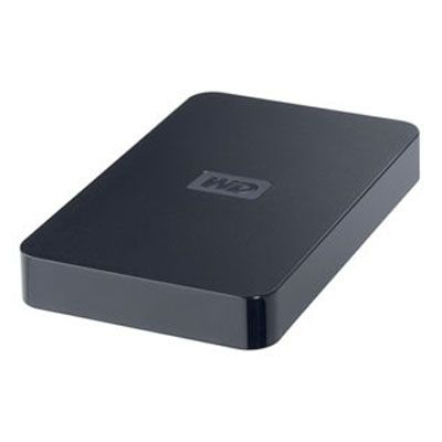 "Внешний жесткий диск Western Digital Elements Portable 2.5"" 320GB USB 2.0 Black WDBAAR3200ABK-EESN"