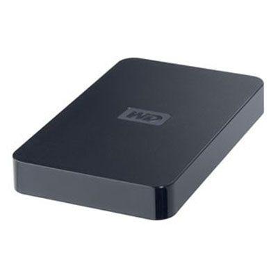 "������� ������� ���� Western Digital Elements Portable 2.5"" 320GB USB 2.0 Black WDBAAR3200ABK-EESN"