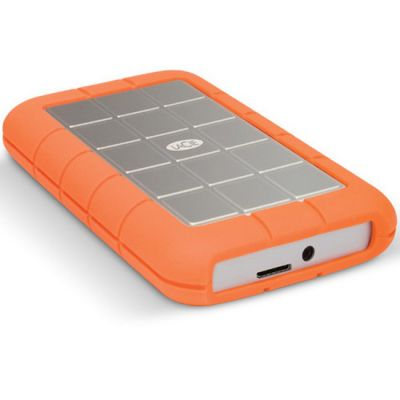 "Внешний жесткий диск LaCie Rugged Mini 1000Gb 2.5"" USB 3.0 301558"