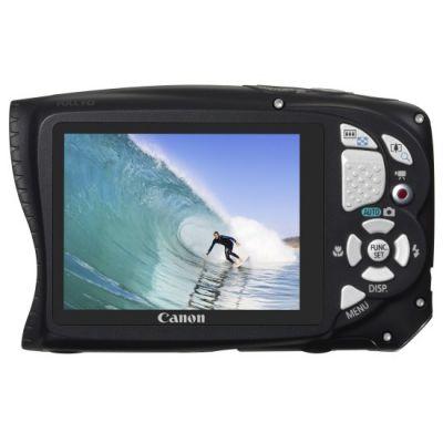 Компактный фотоаппарат Canon PowerShot D20 Silver 6147B002