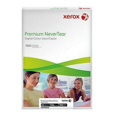 Расходный материал Xerox Paper Premium Never Tear xerox A3, 270mk, 100 (syntetic) 003R98055