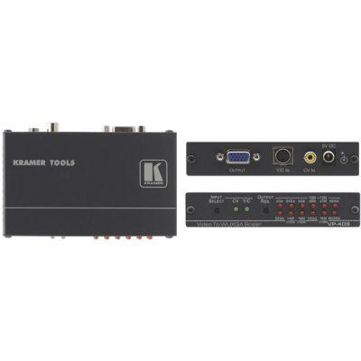 Kramer VP-409 Масштабатор ProScale видеосигналов cv и s-Video в формат VGA