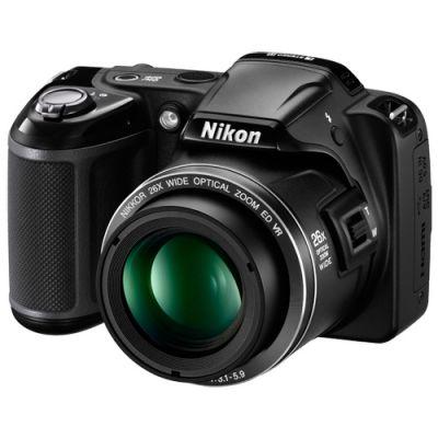 ���������� ����������� Nikon Coolpix L810 Black