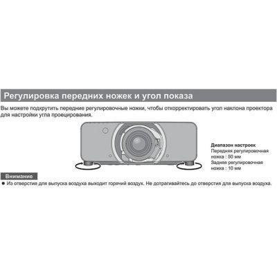 Проектор Panasonic PT-DZ110XE