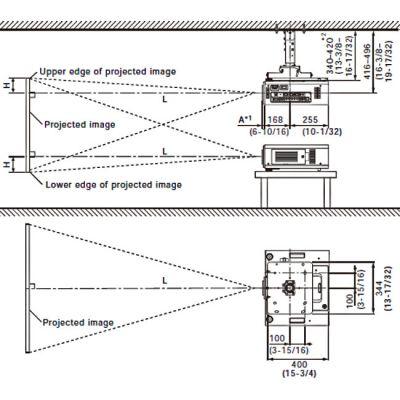 Проектор Panasonic PT-DZ6700E