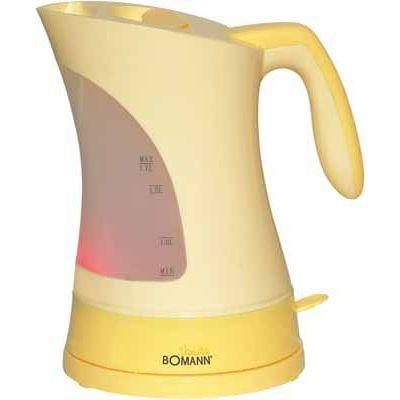 Электрический чайник Bomann WK 504 CB Yellow
