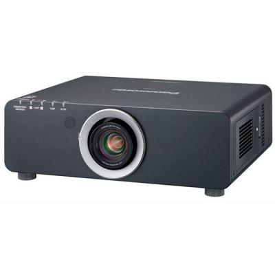 Проектор Panasonic PT-D6000EK Чёрный