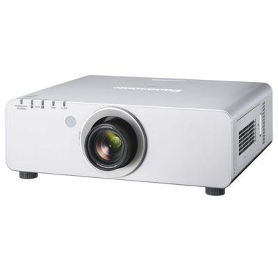 Проектор Panasonic PT-DW730ES Cеребристый