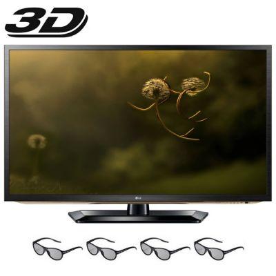 Телевизор LG 47LM580S