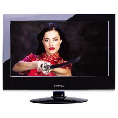 Телевизор Supra STV-LC1625WLD Black (видеодвойка)