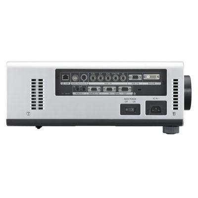 Проектор Panasonic PT-DW730ELS Cеребристый (без линз)