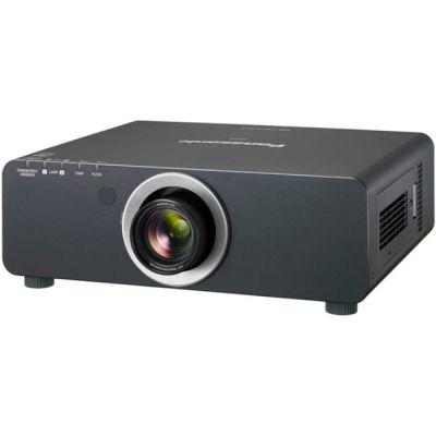 Проектор, Panasonic PT-DX800EK Чёрный