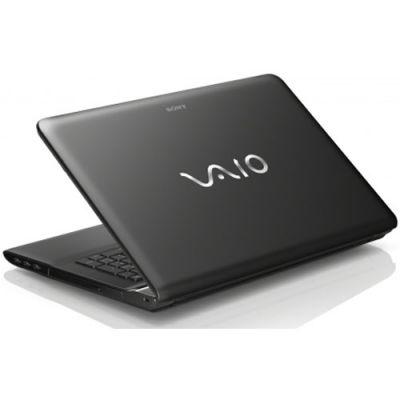 Ноутбук Sony VAIO SV-E1711S9R/B