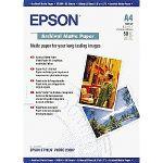 Расходный материал Epson Archival Matte Paper A4 C13S041342