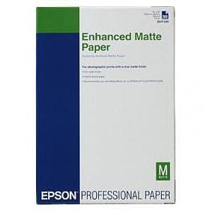 Расходный материал Epson Enhanced Matte Paper A3+ C13S041719