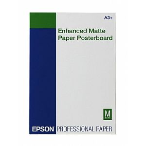 ��������� �������� Epson Enhanced Matte Posterboard A3+ C13S042110