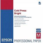 Расходный материал Epson Fine Art Paper Cold Press Bright A2 C13S042312